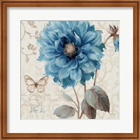 Framed Blue Note II