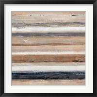 Framed Abstract Balance VII
