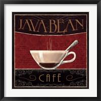 Coffee Shop II Framed Print