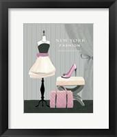 Dress Fitting Boutique I Framed Print