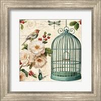 Framed Free as a Bird I