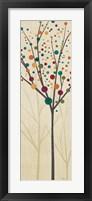 Framed Flying Colors Trees Light II