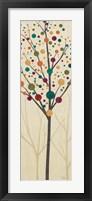 Framed Flying Colors Trees Light III