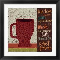 Framed Fair Trade II