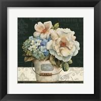 Framed French Vases I