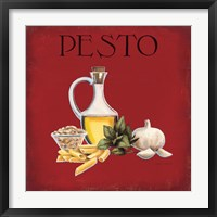 Framed Italian Cuisine II