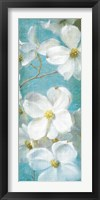 Framed Indiness Blossom Panel Vintage II