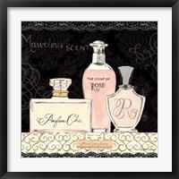 Framed Les Parfum I