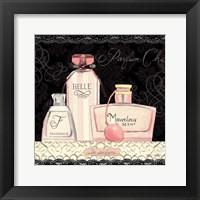 Framed Les Parfum II