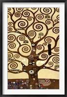 Framed Tree of Life, c.1909 (detail)