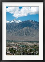 Framed Landscape, Indus Valley, Leh, Ladakh, India