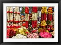Framed Flower Shop, Southern India
