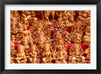 Framed Souvenir Sculptures, India