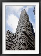 Framed Building, Hong Kong, China
