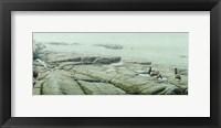 Framed Ile au Basque- Bernaches-cravants