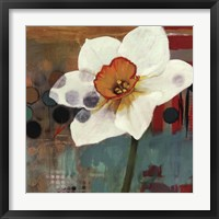 Framed Daffodil Mannerisms