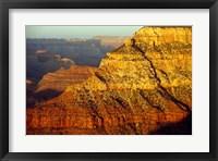 Framed Grand Canyon National Park, Arizona (close-up)