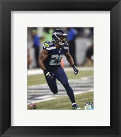 Framed Earl Thomas 2014 Action