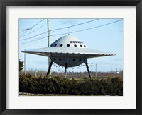 Framed Moonbeam UFO