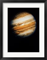 Framed Jupiter