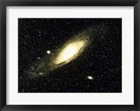 Framed Great Nebula in Andromeda
