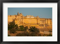 Framed Amber Fort, Jaipur, Rajasthan, India