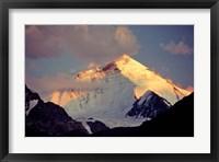 Framed India, Ladakh, Nun-Kun Peak, Zanskar Valley