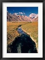 Framed India, Ladakh, Pensila, Mountain stream
