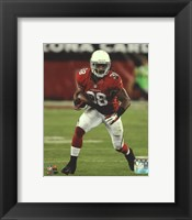 Framed Andre Ellington 2014 Action