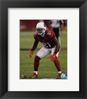 Framed Patrick Peterson 2014 Action