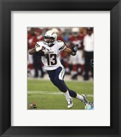 Framed Keenan Allen 2014 Action