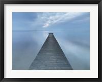 Framed Long Pier