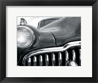 Framed Buick Eight