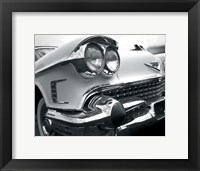 Framed '58 Cad Eldo