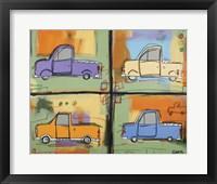 Framed Pickups