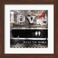 Framed Urban Love