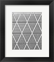 Window 15 Framed Print