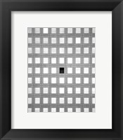 Window D3 Framed Print