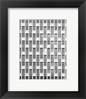 Window G Framed Print