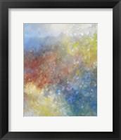 Framed Galaxy Gazing