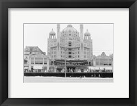 Framed Atlantic City's Marlborough-Blenheim Hotel, ca. 1908