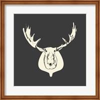 Framed Harrison Moose