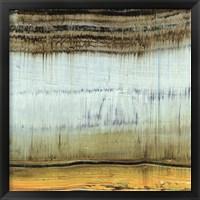 Framed Dirty Rain