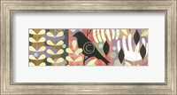 Framed Birds in the Garden II