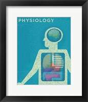 Physiology Framed Print