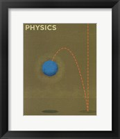 Physics Framed Print