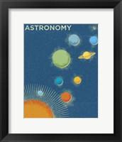 Framed Astronomy
