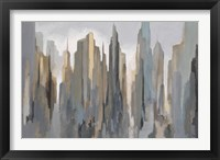 Framed Midtown Skyline