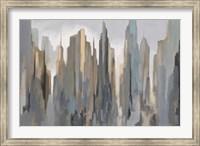 Framed Midtown Skyline