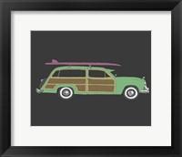Framed Swell - Green
